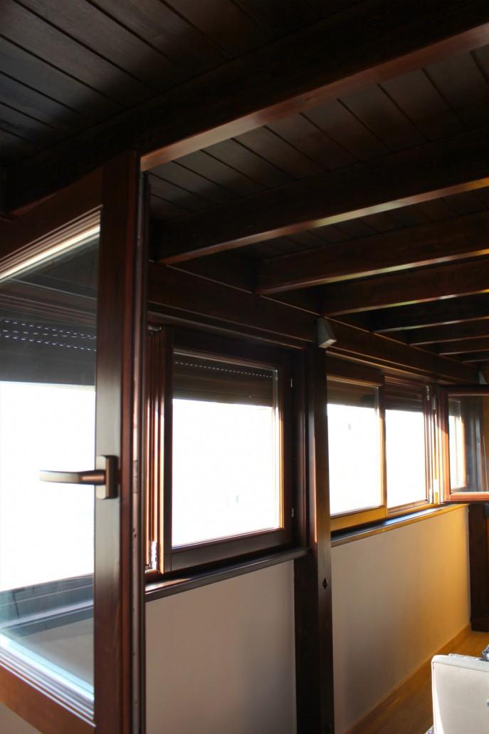 Cerramientos de madera para aticos benoit roubaud - Terrazas de madera precios ...