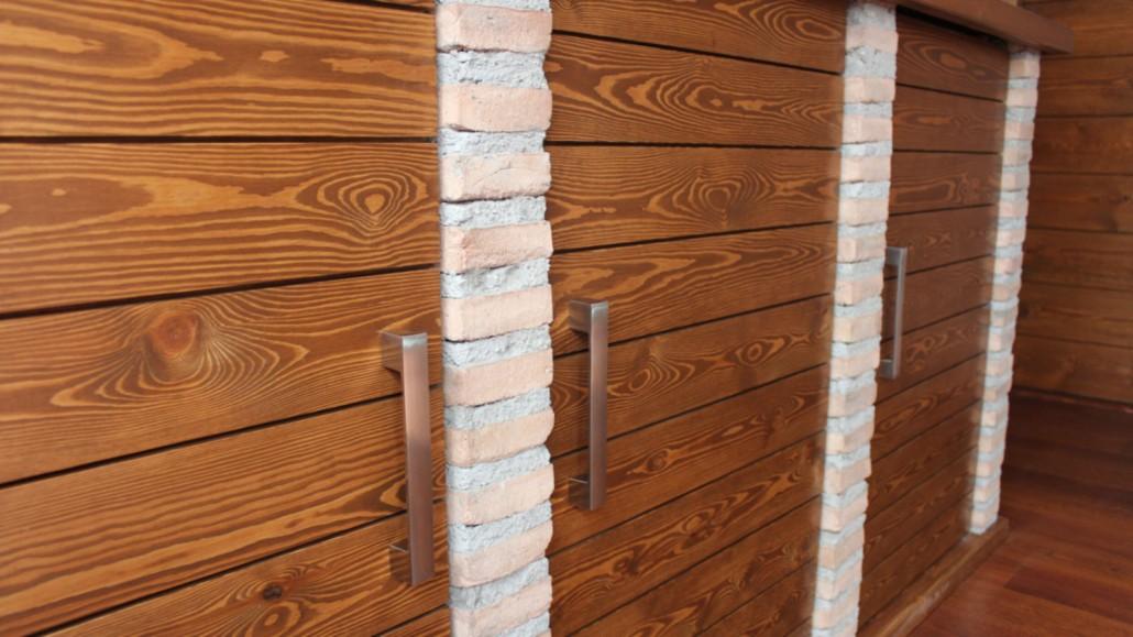 Cerramientos de terrazas en madera benoit roubaud artesano - Cerramientos en madera ...