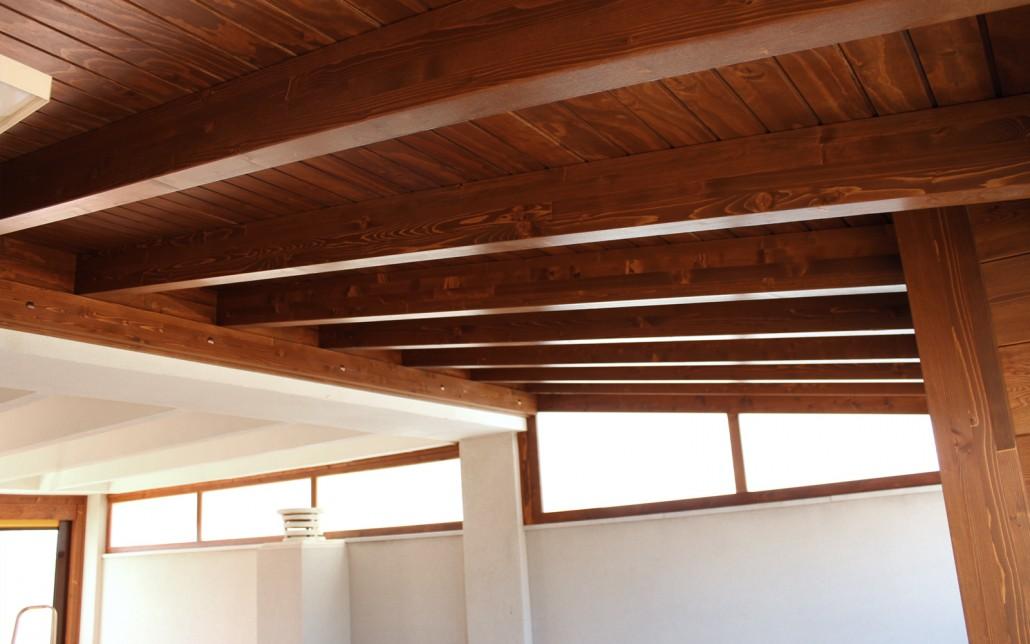 Cerramientos de terrazas con toldos benoit roubaud artesano for Terrazas madera