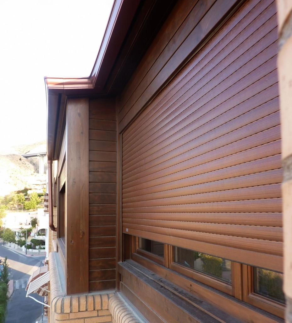 Cerramientos de madera para aticos benoit roubaud - Aticos de madera ...