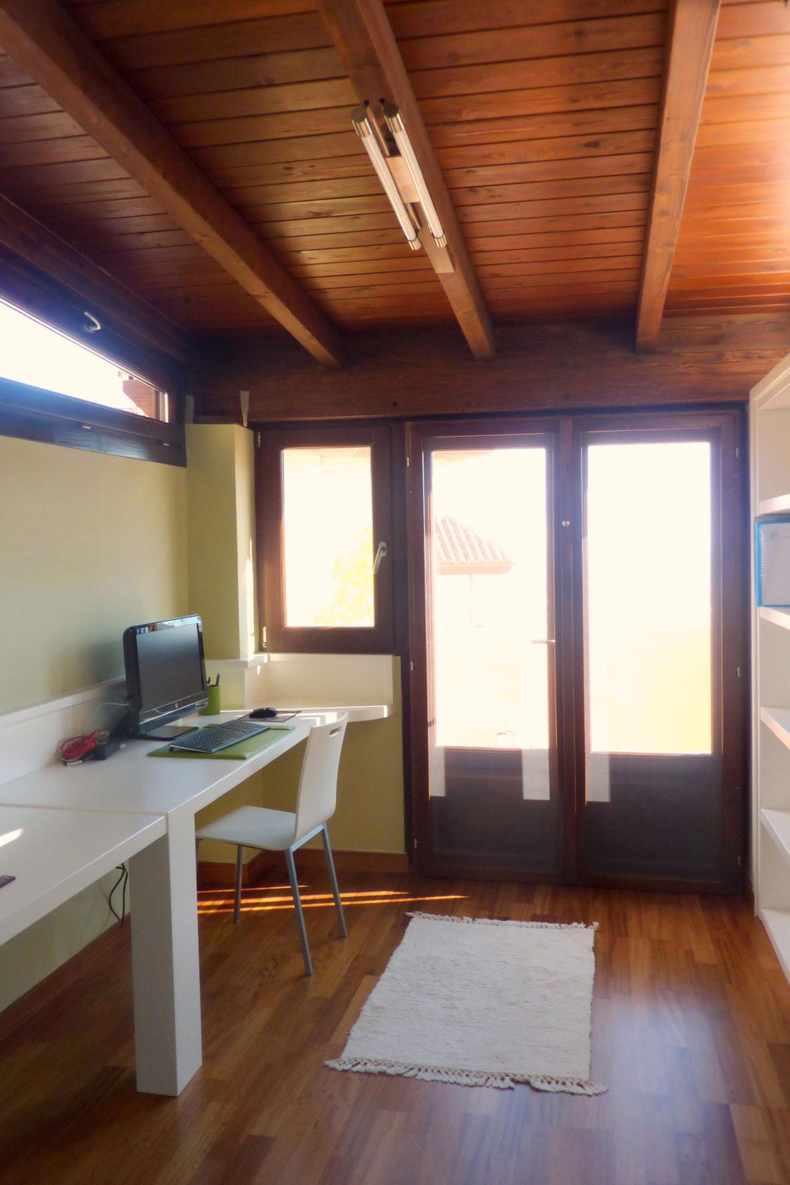 Cerramientos de terrazas en madera y cristal benoit - Cerramientos de madera para jardin ...