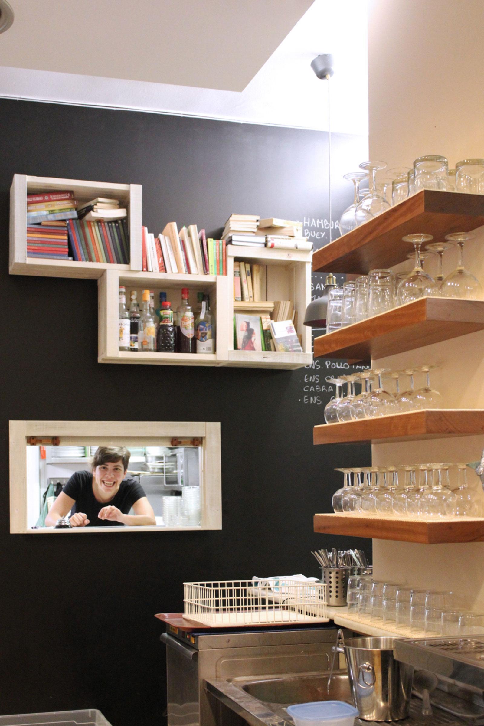 muebles para cafeteria benoit roubaud artesano